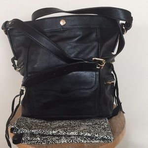 Rebecca Minkoff Dexter Bucket Crossbody Hobo Bag